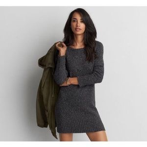 NWT American Eagle Raglan Sweater Dress